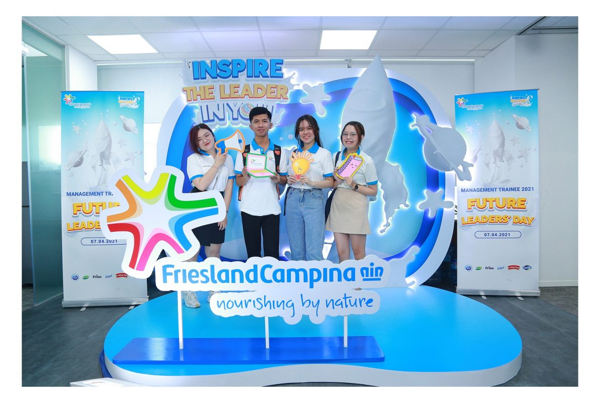Photo booth FCV 07/04/2021 @Sonatus - INSPIRE THE LEADER IN YOU FrieslandCampina