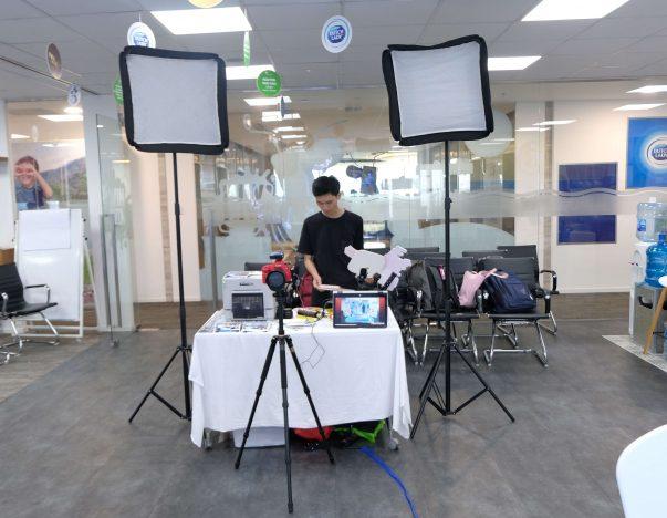 thiết bị photo booth fotomoto